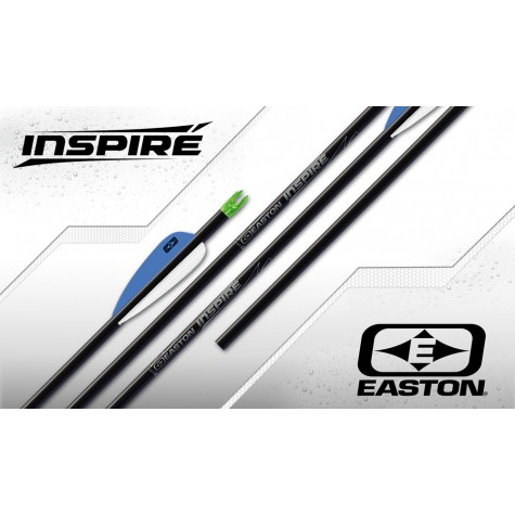 Easton Inspire 750 Arrows Complete (Set of 8) : ES68Carbon ArrowsES68